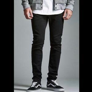 Bullhead black slim jeans